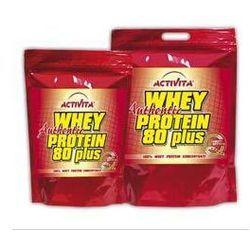 Activita Whey Protein 80 Plus Authentic - 2600 g z kategorii Odżywki zwiększające masę