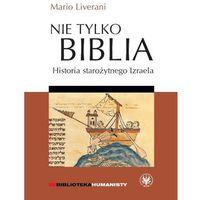 Nie tylko Biblia. Historia starożytnego Izraela, oprawa broszurowa