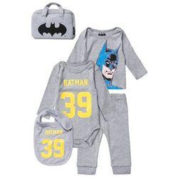Eleven Paris SET Spodnie treningowe grey melanged - produkt z kategorii- Spodnie dla dzieci