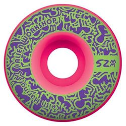 kółka ALIEN WORKSHOP - Haring Baby Rpt Green (ZELENA) rozmiar: 52
