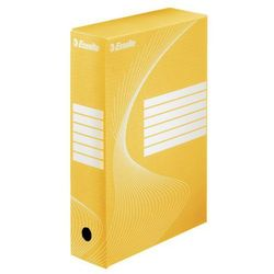 Pudło arch. 80mm, 128413 żółte marki Esselte