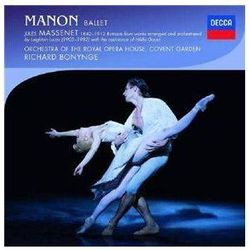 Richard Bonynge - MASSENET/LUCAS:MANON (BALLET EDITION) - sprawdź w wybranym sklepie
