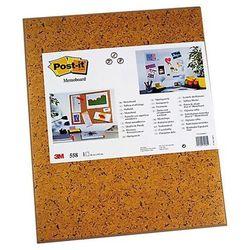 Tablica samoprzylepna post-it 558 585x460mm jasnobrązowa marki Post-it-3m