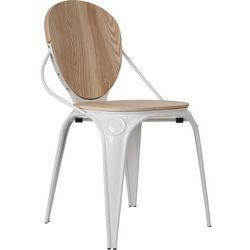 Zuiver Krzesło LOUIX naturalna biel 1100160, 1100160
