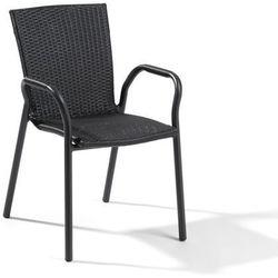 Krzesła z syntetycznego rattanu 560x390mm, towar z kategorii: Pozostałe meble ogrodowe