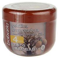 sun bronceador żel tonujący z kokosem spf 4 (tanning cream) 200 ml, marki Babaria