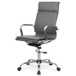 Nestor fotel gabinetowy popielaty marki Style furniture