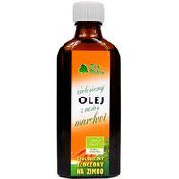 Olej z nasion marchwi 100 ml Eko - Dary Natury
