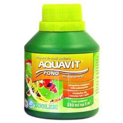 aquavit pond oczko wodne 250ml biopierwiastki marki Zoolek