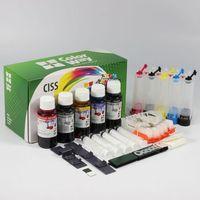 ARSEJ CISS ColorWay Canon IP7250 MG5450 MG5550 Bez Tuszu