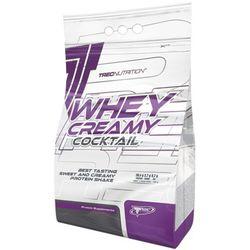 TREC Whey Creamy Coctail 2275g Czekolada/Wiśnia