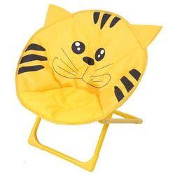Krzesełko składane Garfield z kategorii Pozostałe meble ogrodowe