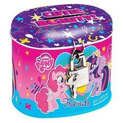 Starpak, My Little Pony, skarbonka metalowa, owalna - produkt dostępny w Smyk