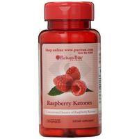 RASPBERRY KETONES 100 mg - 60 KAPSUŁEK- NATURALNY SPOSÓB NA UTRATĘ WAGI