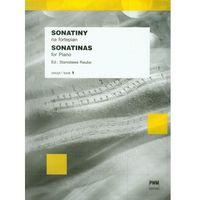 Sonatiny na fortepian. Zeszyt 1, Polskie Wydawnictwo Muzyczne