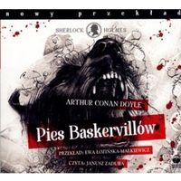 Pies Baskervillów. Książka Audio Cd Mp3 (9788363162467)