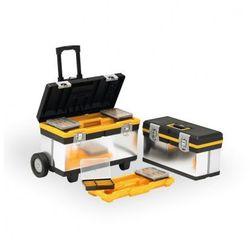 Komplet walizka na kółkach + walizka na narzędzia (4005187764307)