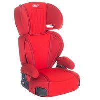 Fotelik  logico lx comfort fiery czerwony + darmowy transport! marki Graco