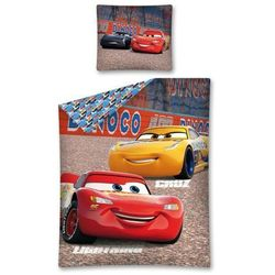 Pościel dla dzieci 160x200 cars 30 marki Detexpol