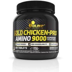 Gold chicken-pro amino™ 9000 300tab wyprodukowany przez Olimp sport nutrition