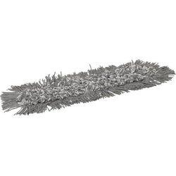 Mop damp 43, do sprzątania na wilgotno, mocowany na rzepy, szary, 400 mm,  549640 marki Vikan