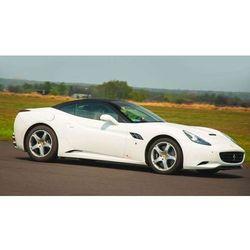 Jazda Ferrari California i Lamborghini Gallardo - Poznań - kierowca - IV wariant