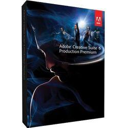 Adobe Creative Suite 6 Production Premium ENG Win/Mac - dla instytucji EDU - produkt z kategorii- Programy graficzne i CAD