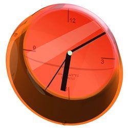 Casa bugatti  - glamour - zegar - pomarańczowy