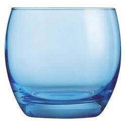 Szklanka niska Salto Blue 320ml