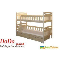 Łóżko Piętrowe DODO 200x90