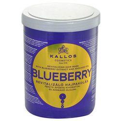 Kallos KJMN Blueberry Maska z ekstraktem z czarnej jagody i awokado 1000 ml, kup u jednego z partnerów