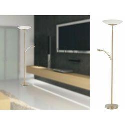 Paul neuhaus Lampa stojąca alfred led mosiądz, 1-punktowy - dworek - obszar wewnętrzny - alfred - czas dostawy: od 3-6 dni roboczych (4012248335352)