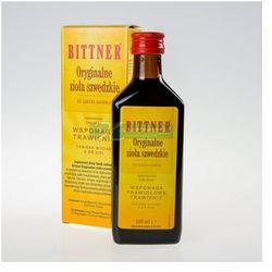 Bittner Oryginalne Zioła Szwedzkie 100 ml (Preparaty ziołowe)