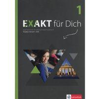 Exakt fur Dich 1 Książka ćwiczeń + DVD (9788380630413)