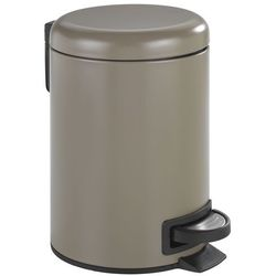 Wenko Kosz łazienkowy leman matt, pojemnik na śmieci, 3 l,