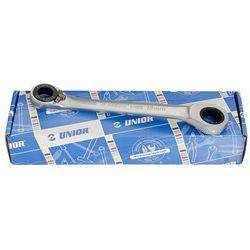 Unior Zestaw kluczy oczkowych z mechanizmem zapadkowym w kartonowym pudełku. (623082) 170/2cb (3838909230825)