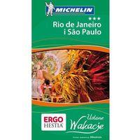 Michelin Rio de Janeiro i Sao Paulo Udane wakacje (kategoria: Podróże i przewodniki)