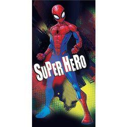 SPIDERMAN SPIDER MAN PAJĄK RĘCZNIK 140X70 cm, 4485