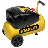 sprężarka bezolejowa 24l 2.0km 10bar 220l/min marki Stanley