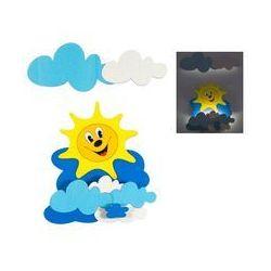 LED Lampa dziecięca 1xLED/1W - Słońce - sprawdź w wybranym sklepie
