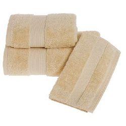 Luksusowy mały ręcznik DELUXE 32x50cm z Modalu Miód Honey