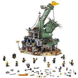 Lego THE MOVIE 2 witajcie w apokalipsburgu 70840