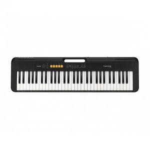 ct s 100 bk keyboard, kolor czarny marki Casio