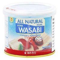 Wasabi w proszku puszka 25 g  marki Kinjirushi