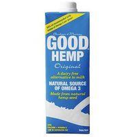 Mleko konopne 1l marki Good hemp food