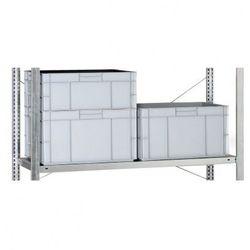 Dodatkowa półka 230 kg, 1300x4300 mm marki Meta