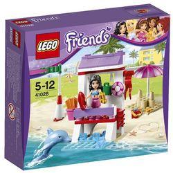 Lego Friends EMMA RATOWNIK 41028, klocki do zabawy