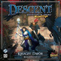 Descent: wędrówki w mroku – kruczy dwór, marki Fantasy flight
