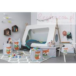 kosz na zabawki lub pranie little tree lis wyprodukowany przez Lassig