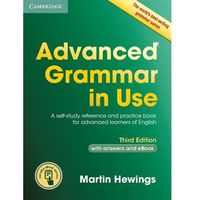 Advanced Grammar in Use with answers and Interactive eBook * natychmiastowa wysyłka od 3,99 (2015)